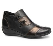 Domi R9885 Stiefeletten & Boots in schwarz