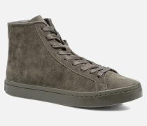 Courtvantage Mid Sneaker in grau