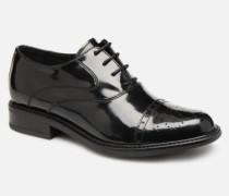 Tolla Schnürschuhe in schwarz