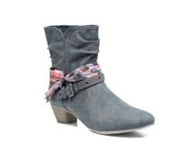 Lekiba Stiefeletten & Boots in blau
