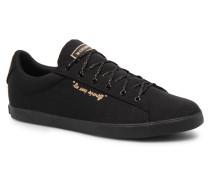 Aagate Lo CvsinMetallic Sneaker in schwarz