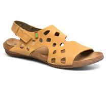 Wakataua N5061 Sandalen in gelb