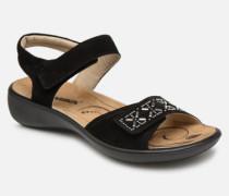 Ibiza 98 Sandalen in schwarz