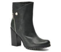 Margot Pull on Boot Stiefeletten & Boots in grün