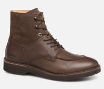 Transit H Stiefeletten & Boots in braun