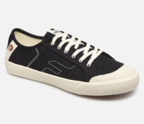 Avocado Cotton Sneaker in schwarz