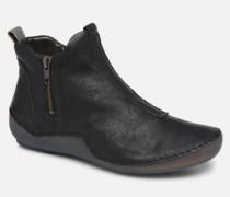 Think! Kapsl 85067 Stiefeletten & Boots in schwarz