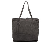 Ginger Shopper Handtasche in grau