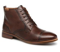 Royal W4D8717 Stiefeletten & Boots in braun