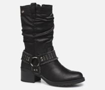 REINA Stiefeletten & Boots in schwarz
