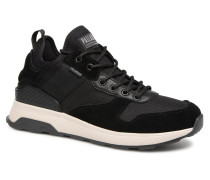 Axeon Army R M Sneaker in schwarz