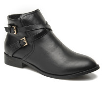 Dcable Stiefeletten & Boots in schwarz