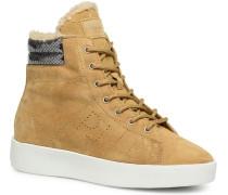 BRIXTON GOOSE Sneaker in beige
