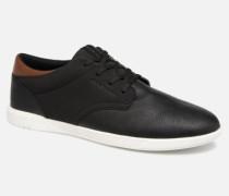 Jack & Jones JFWJAMIE PU COMBO Sneaker in schwarz