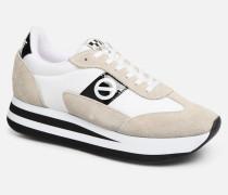 Flex Jogger Sneaker in beige