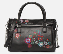 NANIT LOVERTY Handtasche in schwarz