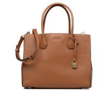 MERCER LG SATCHEL Handtasche in braun