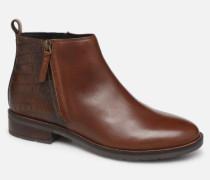 D BETTANIE boots Stiefeletten & Boots in braun