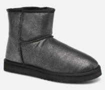 UMA LOW METAL Stiefeletten & Boots in silber