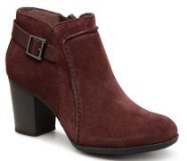 Enfield Kayla Stiefeletten & Boots in weinrot