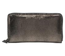 Portefeuille Snake Galia Portemonnaies & Clutches für Taschen in silber