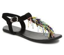 ZATALAN Sandalen in schwarz