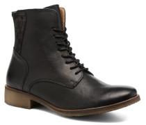 LIFEBIS Stiefeletten & Boots in schwarz