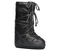 Delux Stiefel in schwarz