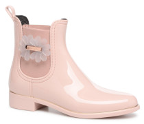 Lilies 03 Stiefeletten & Boots in rosa