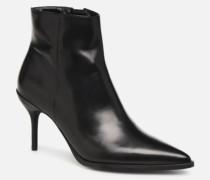 Jamie 7 Zip Boot Stiefeletten & Boots in schwarz