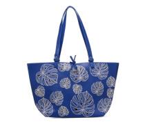 Attalea Capri Handtasche in blau