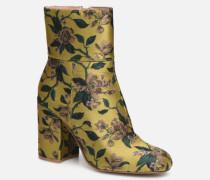 Goldie Ankleboot Stiefeletten & Boots in gelb