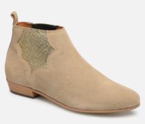 Peckham Chelsea Stiefeletten & Boots in beige