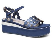 Arachide Sandalen in blau