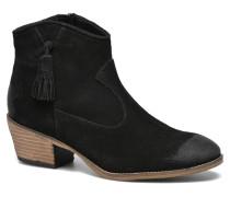 Bake Tossel Stiefeletten & Boots in schwarz