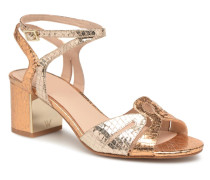 Brigitte Sandalen in goldinbronze
