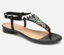 44205 Sandalen in schwarz