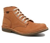 Kickstoner Stiefeletten & Boots in braun
