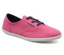 Essentia Low W Sneaker in rosa