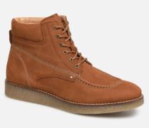 Zalpille Stiefeletten & Boots in braun