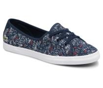 ZIANE CHUNKY 218 1 Sneaker in blau