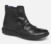 Medina 8010 Stiefeletten & Boots in schwarz