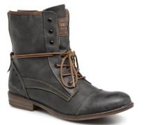 Julie Stiefeletten & Boots in grau