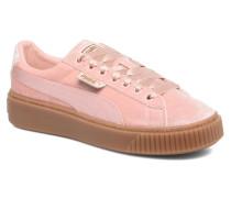 W Basket Platform VS Sneaker in rosa