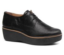 PLUMMY Schnürschuhe in schwarz