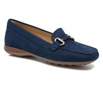 D EUXO D6245D Slipper in blau