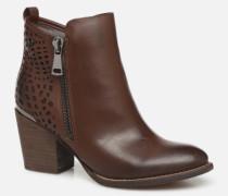 49447 Stiefeletten & Boots in braun