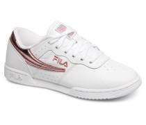 Original Fitness F W Sneaker in weiß