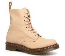 1460 F Stiefeletten & Boots in beige