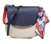EDIRASA Handtasche in blau